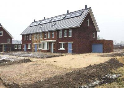 Drost Metselwerken - 12 Woningen Dwarsakker Zwartebroek - 6