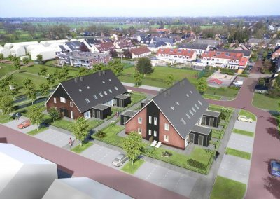 Drost Metselwerken - Rug aan Rug woningen Zwartebroek - 3