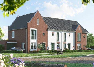 Drost Metselwerken Metselproject Molenbeek Fase 2 1