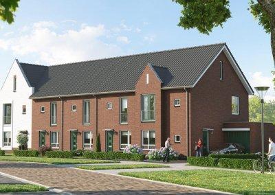 Drost Metselwerken Metselproject Molenbeek Fase 2 2