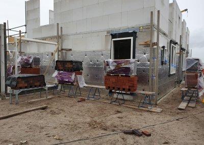 Drost Metselwerken Metselproject Molenbeek Fase 2 5