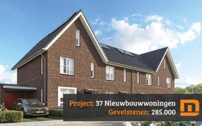 37 Nieuwbouwwoningen Plan Molenbeek in Nunspeet