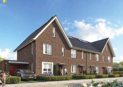 Drost Metselwerken Project Plan Molenbeek Nunspeet blok M (37-40)