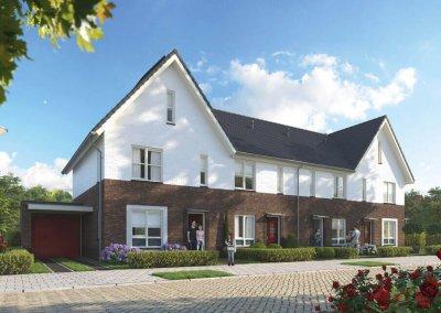 Drost Metselwerken Project Plan Molenbeek Nunspeet blok S (61-64)