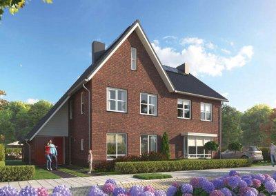 Drost Metselwerken Project Plan Molenbeek Nunspeet blok T(65-66)