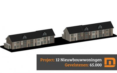 12 Nieuwbouwwoningen CPO Pleisteroord in Ede