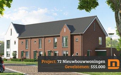 Nieuwbouwwoningen Plan Molenbeek in Nunspeet